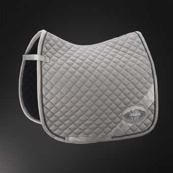 Eskadron Platinum Cotton Diagonal Saddle Pad